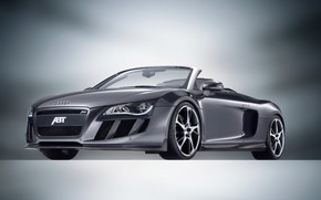 Abt Audi R8 Spyder 2010 wallpaper