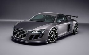 Abt Audi R8 GT-R 2010 wallpaper