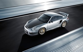 Porsche 911 GT2 RS 2011 wallpaper