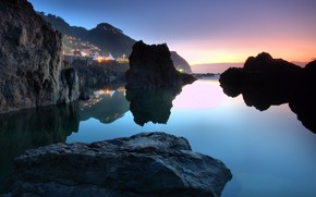 Porto Moniz wallpaper