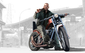 GTA 4 The Lost and Damned wallpaper