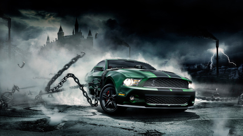 Shelby Unleashed wallpaper