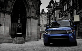 Range Rover RS300 2011 wallpaper