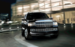 Lincoln Navigator 2008 wallpaper