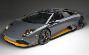 Lamborghini lp 650 Front Angle