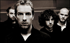 Coldplay Black and White wallpaper