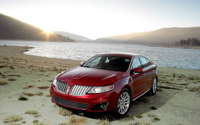 Lincoln Mark MKS 2009 wallpaper