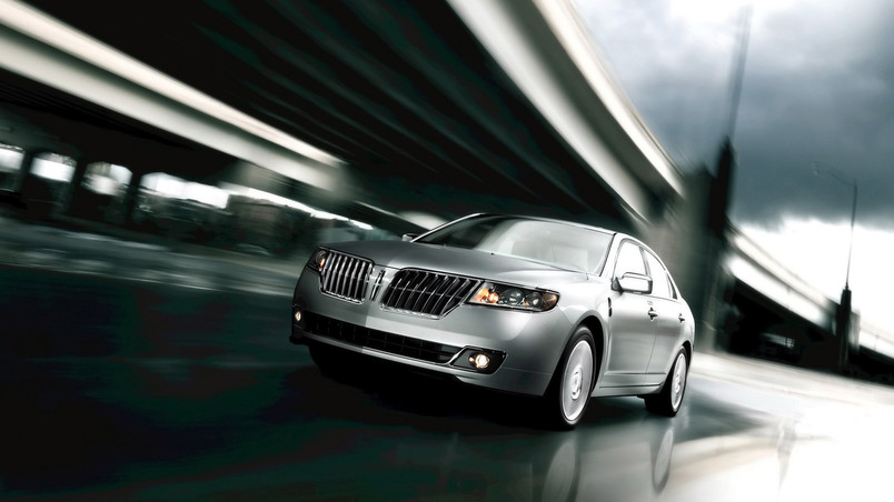 Lincoln MKS 2011 wallpaper