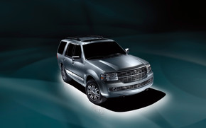 Lincoln Navigator 2011 wallpaper