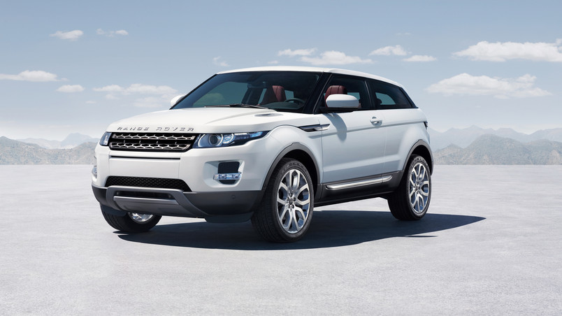 Range Rover Evoque wallpaper
