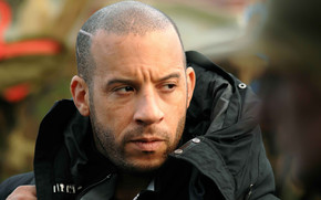 Vin Diesel Babylon wallpaper