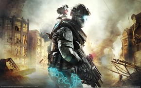 Ghost Recon Advanced Warfighter wallpaper