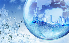 Water World wallpaper
