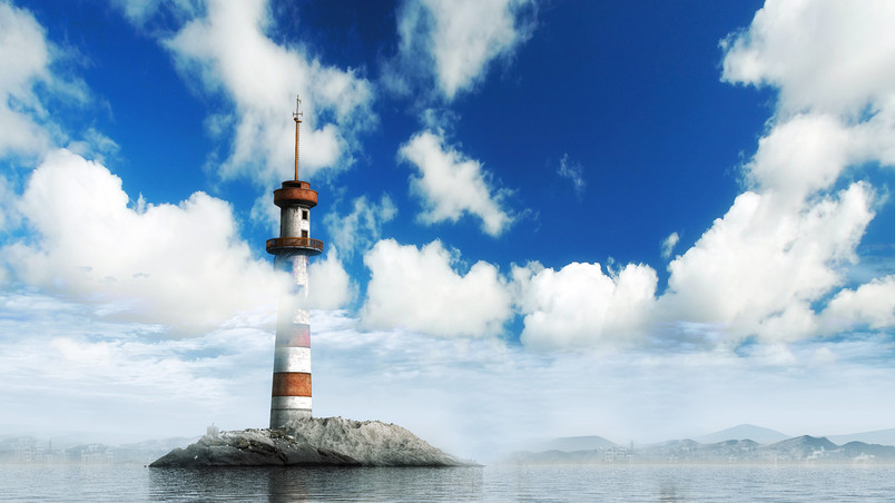 The Lighthouse wallpaper