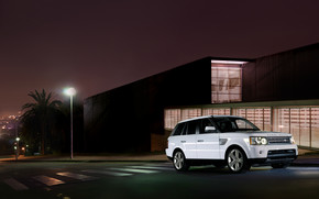 Range Rover Sport 2010 wallpaper