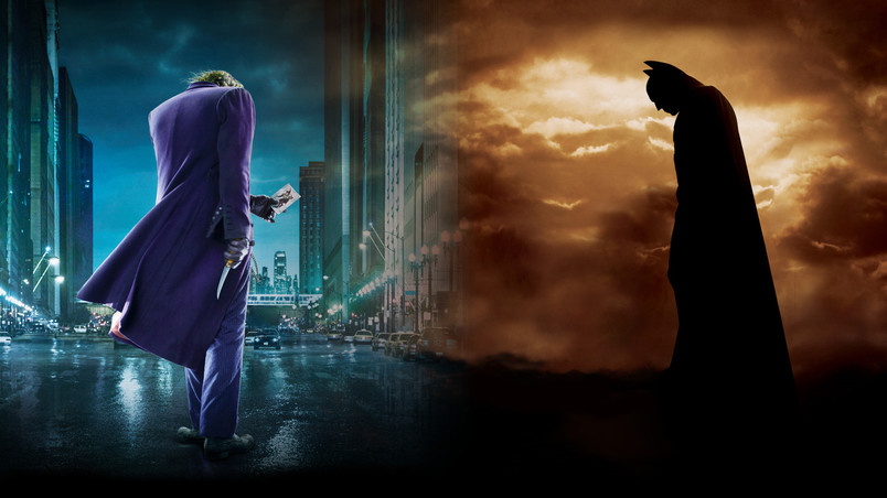 Batman And The Joker Hd Wallpaper Wallpaperfx