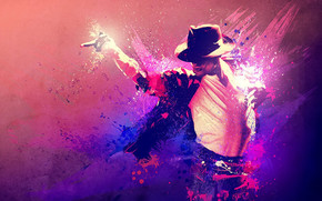 Michael Jackson Fanart wallpaper