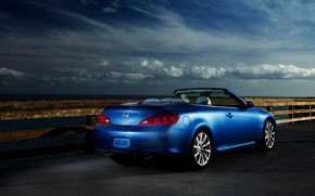 Infiniti G Convertible wallpaper