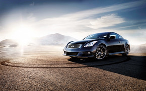 Infiniti IPL G Coupe wallpaper