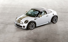 Mini Roadster Concept Top Front And Side wallpaper
