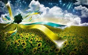 Sun Flower Hill