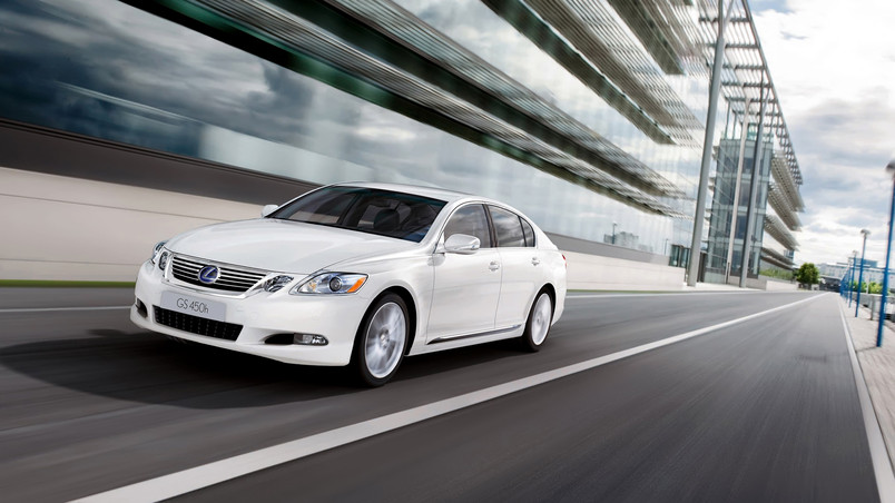 Lexus GS 450H 2010 wallpaper