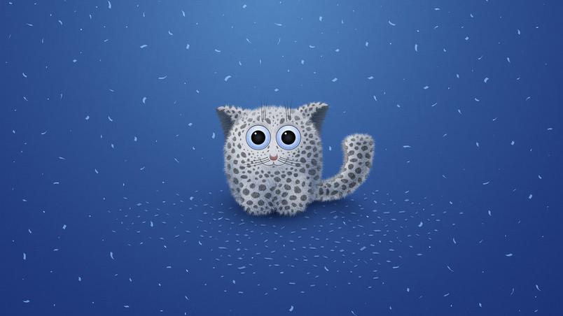Cool Cat Hd Wallpaper Wallpaperfx
