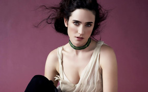 Jennifer Connelly Thinking wallpaper