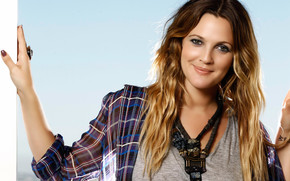 Beautiful Drew Barrymore wallpaper