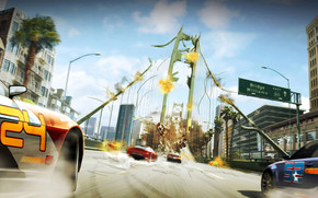 Burnout Paradise wallpaper