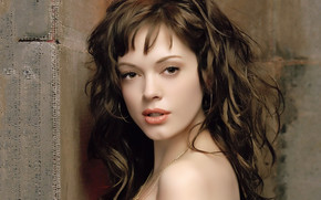 Cool Rose Mcgowan Actress wallpaper