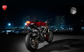 Ducati Super Sport Rear Angle wallpaper