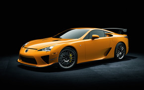 Lexus LFA Nurburgring Edition wallpaper