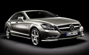 Mercedes CLS 2010 wallpaper