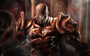 Kratos God of War 2