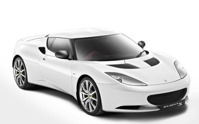 Lotus Evora S 2011 Front Angle wallpaper