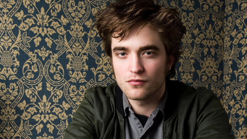 Robert Pattinson Serious wallpaper