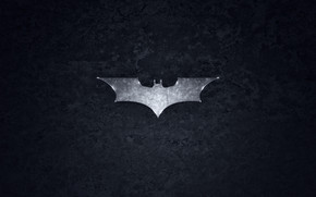 The Dark Knight Symbol wallpaper