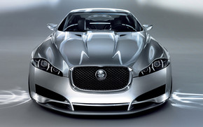 Jaguar C XF Concept wallpaper