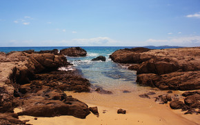 The headlands of Narooma wallpaper