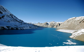 Tilicho Lake View wallpaper