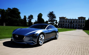 Mazda Shinari Concept Speed