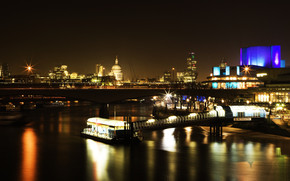 London Lights wallpaper