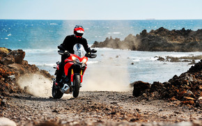 Ducati Multistrada-1200-S wallpaper