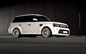 Project Kahn Range Rover 2010 wallpaper