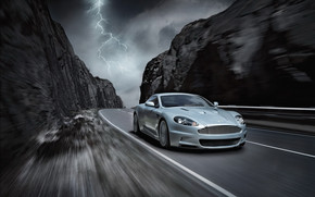 Super Aston Martin DBS wallpaper