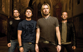 Nickelback Band wallpaper