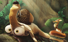 Cool Ice Age wallpaper