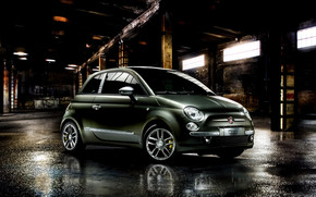 Fiat 500 by Diesel wallpaper