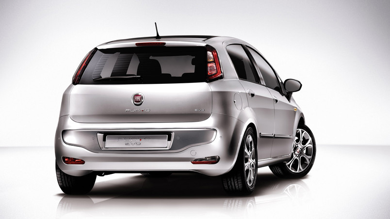 Fiat Punto Evo Hd Wallpaper Wallpaperfx